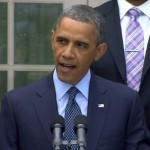 Obama: A Shameful Day for Washington