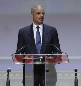 eric holder on the zimmerman case