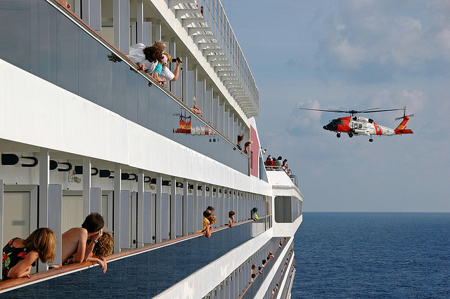 Scared at Sea? A Cruise Ship Lawyer Can Help