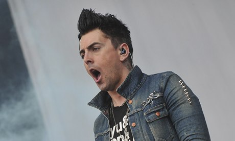 "Ian Watkins, the ""Committed Paedophile"""