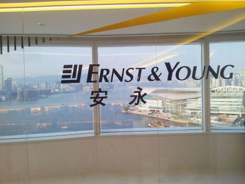 ernst young china