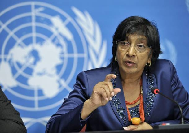 Navi Pillay To Talk on IBA Webcast