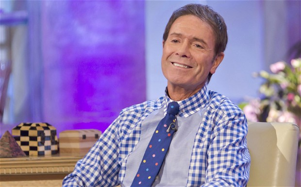 Cliff Richard Latest in Sex Claim Investigations
