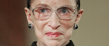 The Ruth Bader Ginsburg Interview: From Women and Retirement to Jazzercise