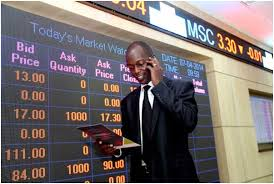 Tipping Point for African Capital Markets