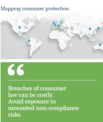 Mapping Consumer Protection