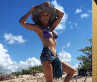 Weight Loss Tips For Women From Christie Brinkley at 61
