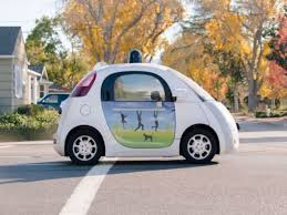 Google Clearing Legal Hurdles For Self-Drive Cars