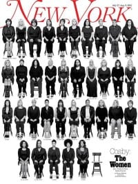 Why Bill Cosby Wants the Cover Girls