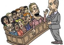 Common Psychological Challenges in a Jury Trial