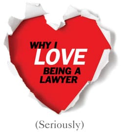 """Why I Love The Law"" – How Come a Lawyer Penned This Love Letter to His Profession"