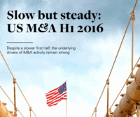 More Sustainable M&A Activity After A Frenzied Start