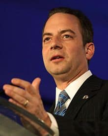 Reinhold Priebus's Legal CV : More Politics than Law