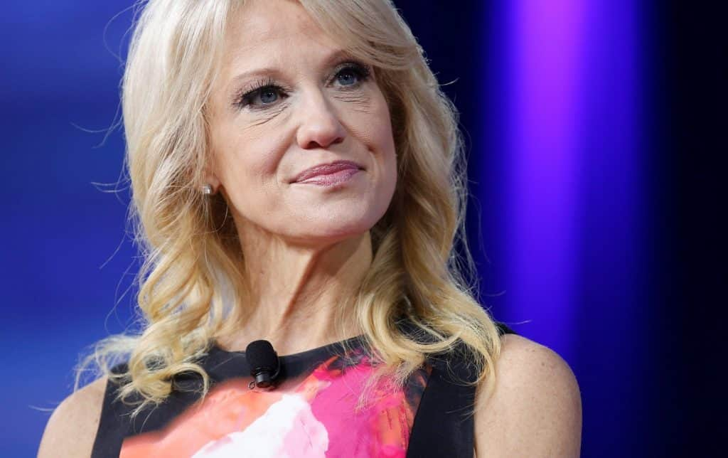 "Kellyann Conway Brings ""Shame on Legal Profession"" Says Law Complaint"