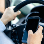 Law Changes about Using Your Phone at the Wheel