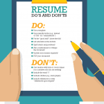 6 Simple Ways To Shorten – And IMPROVE – Your Resume