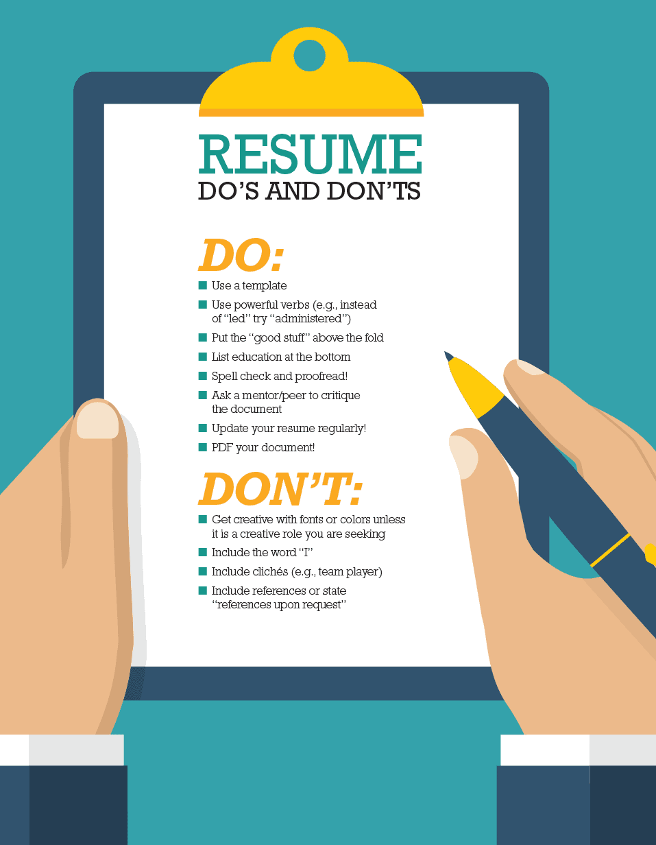 6 Simple Ways To Shorten And Improve Your Resume