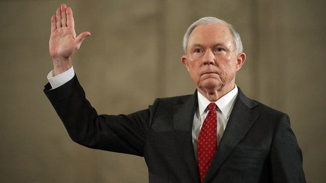 """""""If Trump is AIDS, then Sessions is the pneumonia that actually kills you"""" 1"""
