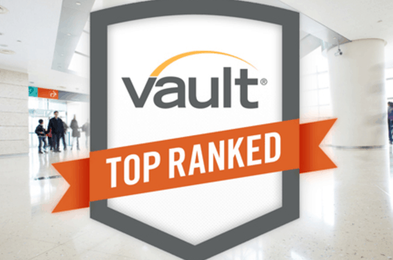Vault Rankings – 'And The Most Prestigious Law Firm in America Is . . . Oh, Again!'