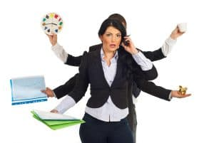 Why Female Lawyers Need to Push Back and Persevere 2