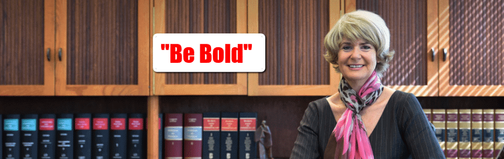 Miriam Dean QC's Law Career Advice to Women: Be Bold and Fake It Till You Make It