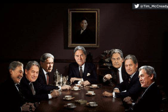 So Who IS The NZ First Board? 1