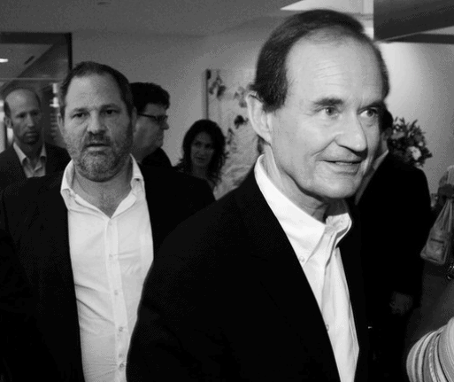 David Boies & Harvey Weinstein