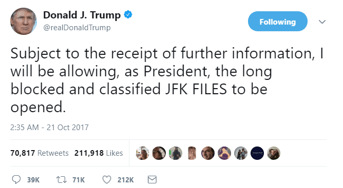 The JFK Files - Will Trump Release Them All? 2