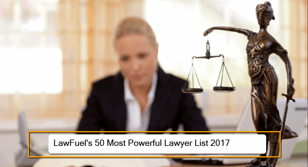 2017 LawFuel Power List: The 50 Most Powerful Lawyers in New Zealand 2