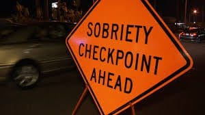 Examining the Conflict and Costs of Sobriety Checkpoints 1