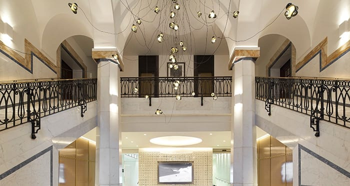 Looking At London's Swankiest Law Offices 4