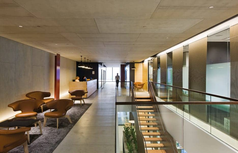 Looking At London's Swankiest Law Offices 1