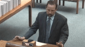 The Disciplinary-Under-The-Influence Attorney disbarred. 1