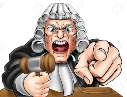 The Verdict From the Lawyers:  Judges Are The Worst Harassers 1