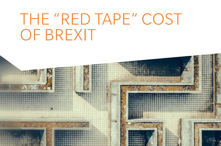 The Red Tape Cost of Brexit 1