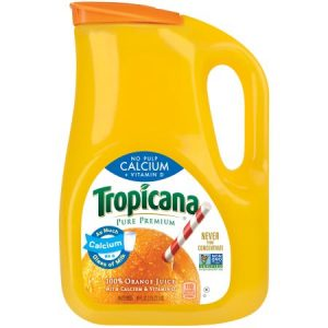 """100 Per Cent Pure and Natural"" - Is Tropicana's False Label Lawsuit Running Out of Juice? 1"