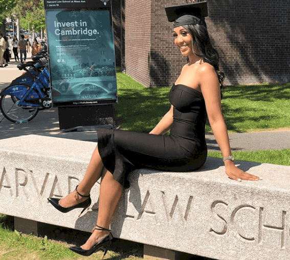 "How A Smart But ""Scared Sh*tless"" Harvard Mom Won The Day And a Top Law Degree 2"