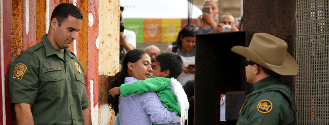 Law Firm Providing Legal Help For Migrant Families Separated At Border 1
