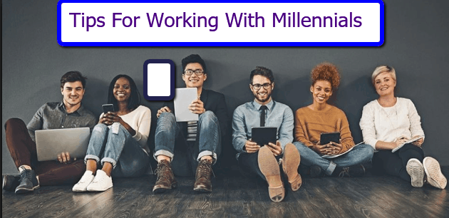 Top Tips For Dealing With Millennials in Law Firms 1