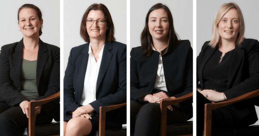 New Zealand Law News - Tompkins Wake introduces four new lawyers 1