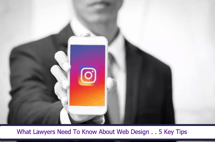 5 Trends in Law Firm Web Design That Every Lawyer Should Know