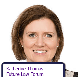 Future Firm Forum Secures Insights From Innovator Katherine Thomas on How to Use Legal Contracting Successfully
