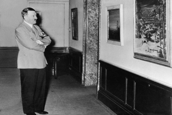 Hitler's Art Collection: Old Masters To Be Recovered 1