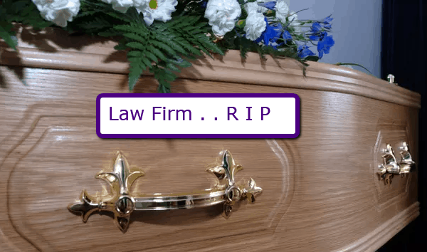 Are In-House Lawyers Helping to Kill The Law Firm Model? 1