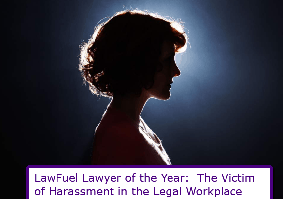 LawFuel New Zealand Lawyer of the Year:  The Harassment Victim 1
