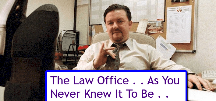 What Bob Jones Told Michael Cullen About The Changed Law Office Since the Days of Bungay 1