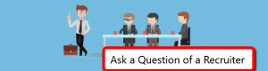LawFuel Careers Page:  Ask a Recruiter 1