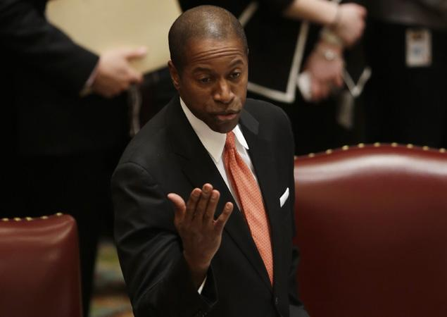 NY State Senator Malcolm Smith Charged by US Attorney 5