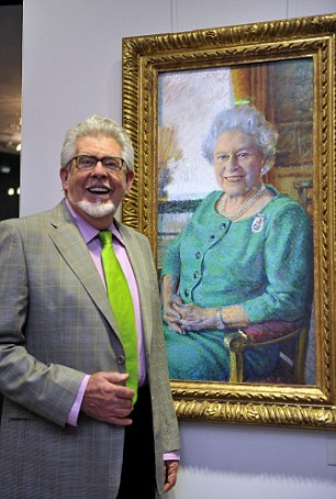 Rolf Harris Named After Legal Intimidation, Newspaper Claims 3