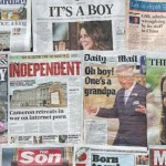 abolishing the monarchy and birth of prince george